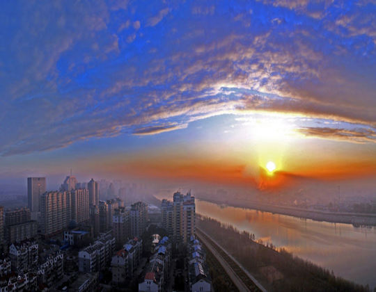 SUNRISE agency ESL jobs in China